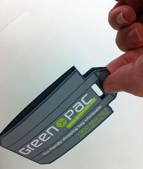 Nicely Designed Business Card