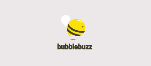 bubble buzz logo