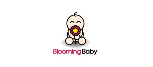 Blooming Baby logo
