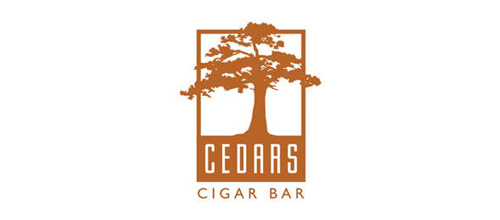 Cedars Cigar Bar logo