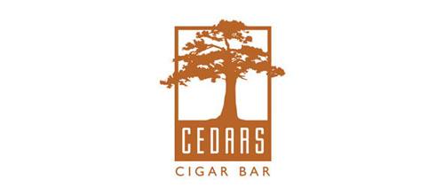 Cedars Cigar Bar logo