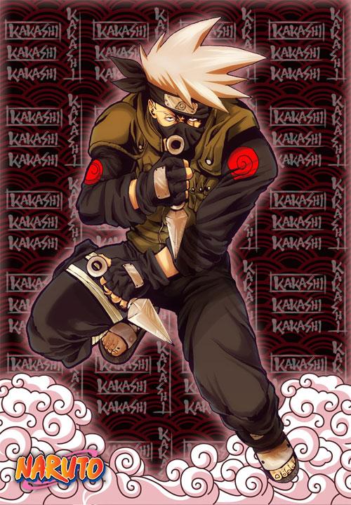 hatake character designs