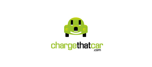 Charge That Car logo