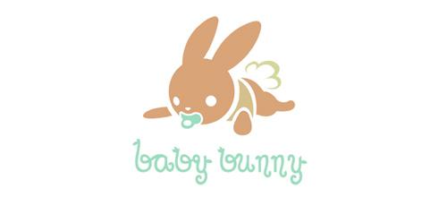 Baby Bunny Logo