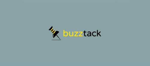 Buzz Tack logo