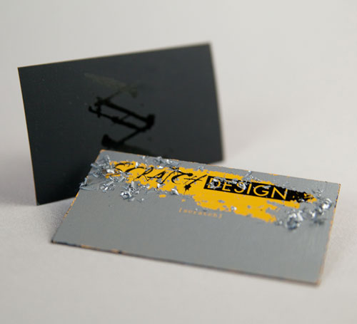 Really Unique Business Card