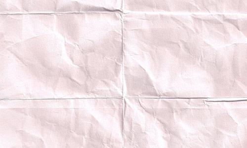 Feminine Crumpled Paper Texture