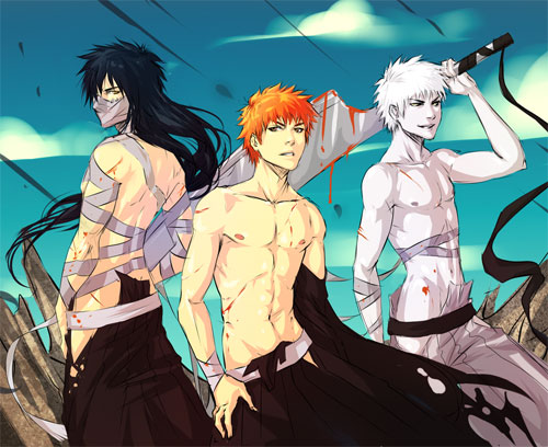 Ichigo:Three in one