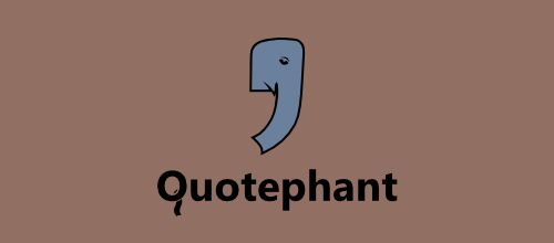 Quotephant logo