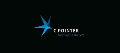 C Pointer logo