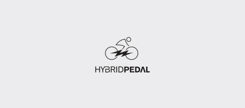 Hybrid Pedal logo