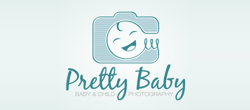 Pretty Baby - Photography logo