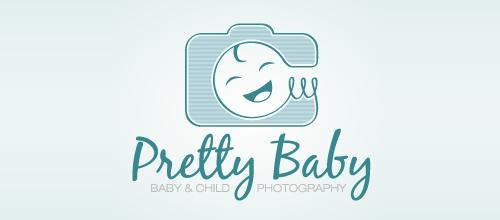 Pretty Baby - Photography logo