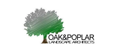 oak&poplar logo