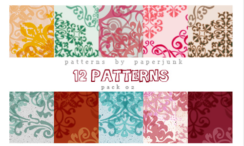 Patterns Pack 02