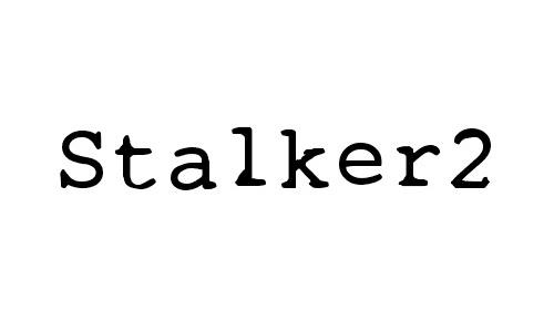 Stalker2 font