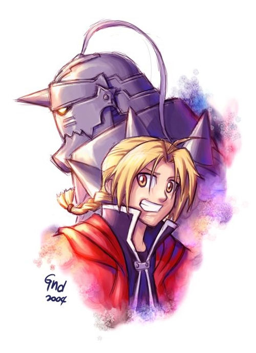 Full Metal Alchemist - Rough