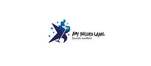 IloveElvis or MyRecordLabel logo