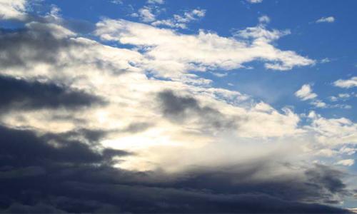 Sky texture 001