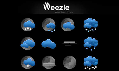 Weezle - Weather Icons