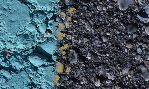 Colored Asphalt Texture