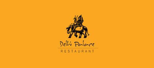 Delhi Palace logo