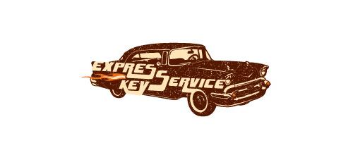 Express Key Service logo
