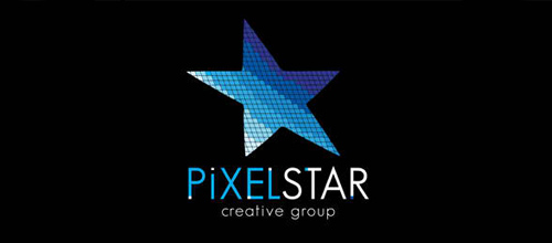 Pixelstar Creative Group logo