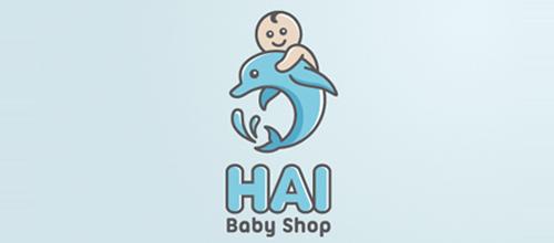 Hai Baby Shop logo
