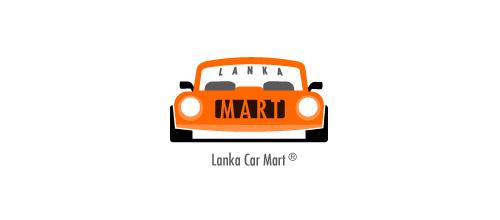 Lanka Car Mart logo