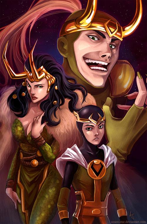 Loki Set