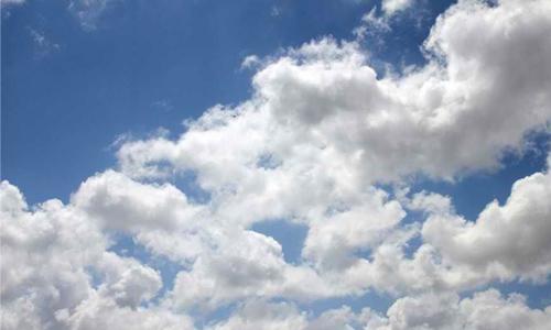 Day sky