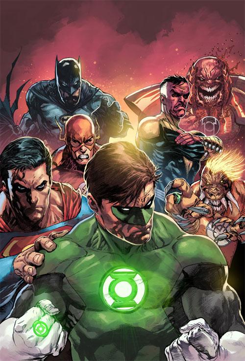 Green Lantern 62