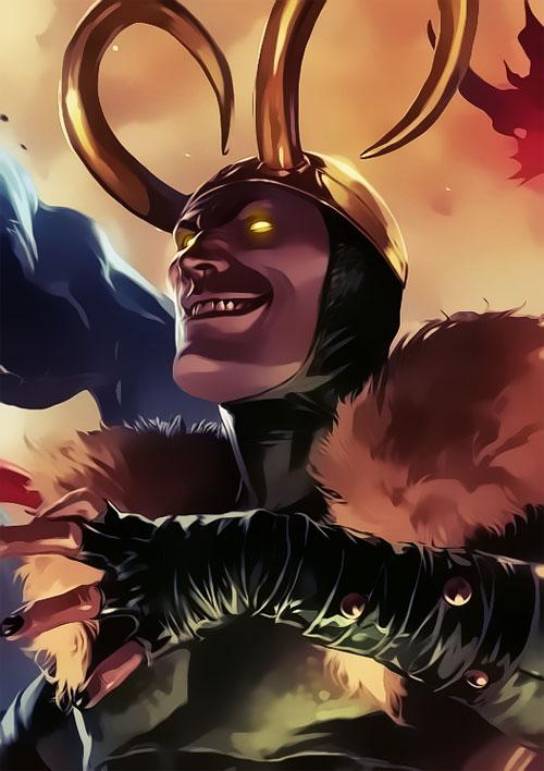 Evil Loki