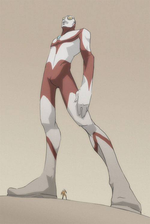 Lost Ultraman