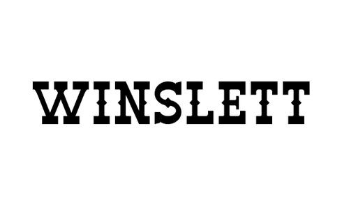 winslett font