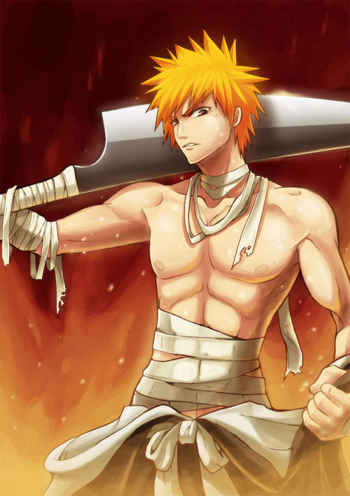 Bleach: Burning Out Ichigo