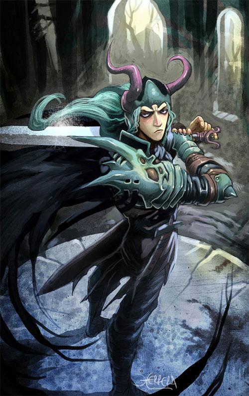 Cold Loki