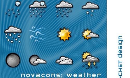 Novacons Weather Icons