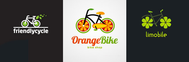 30 Creatively Designed Bike Logo