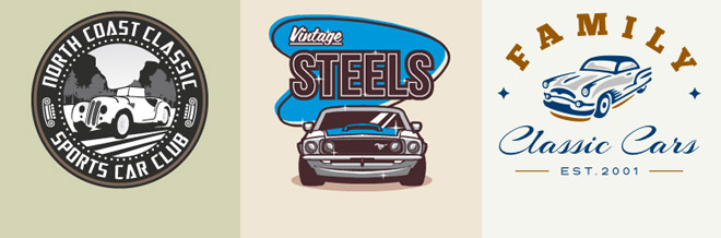 30 Awesome Car Logos for your Inspiration