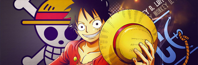 30 Straw Hat Luffy of One Piece Illustrations