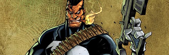 24 The Punisher Illustration Artworks