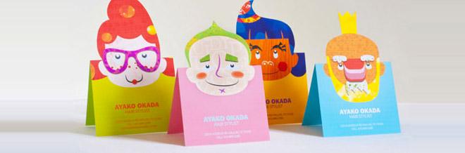 30 Uniquely Designed Business Cards