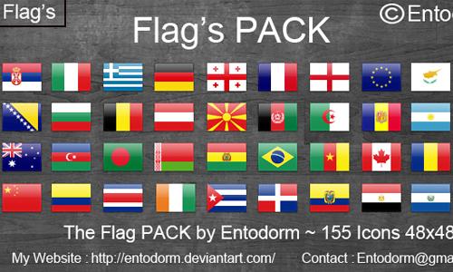 Flag's Pack
