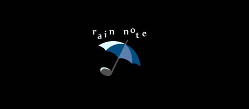 rain note logo