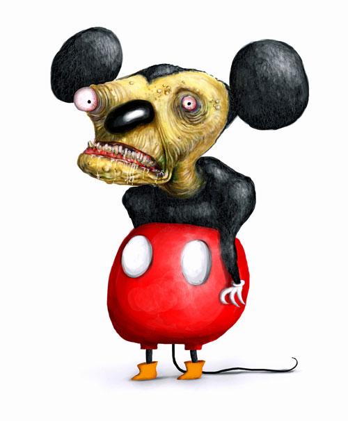 ugly mickey