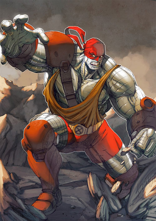 Colossus AoA by 0boywonder0