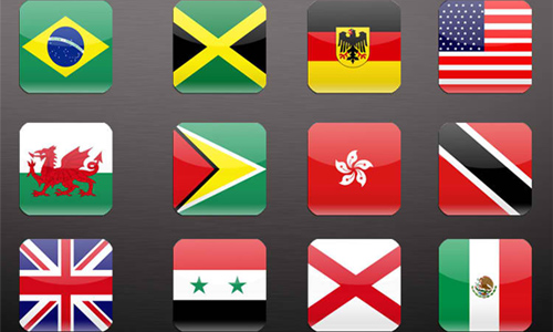 Iphone Flag Icons Pt. 2