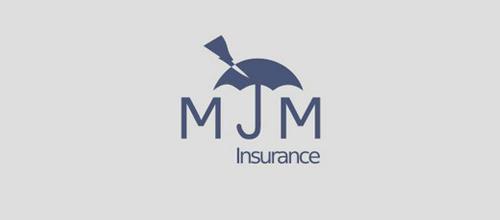 MJM Insurance logo